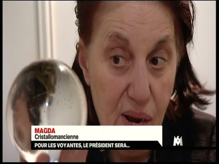 Magda of paris for Salon de la voyance a paris